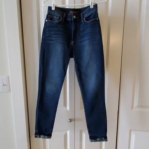 Joes Jeans High waist skinny ankle jean
